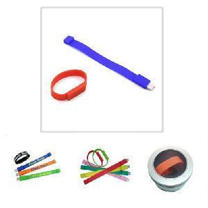 Buy cheap OEM Bracelet USB Disk from wholesalers