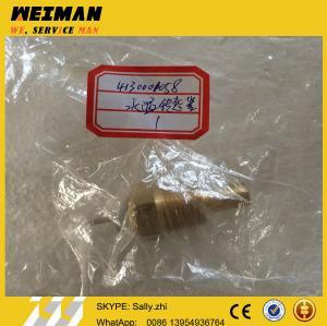 SDLG water temperature sensor , 4130001058, sdlg spare parts for SDLG wheel loader LG956L
