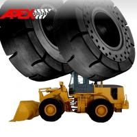 Quality Wheel Loader Solid Tire for LiuGong Vehicle 17.5-25, 20.5-25, 23.5-25, 26.5-25, 29.5-25, 35/65-33 for sale
