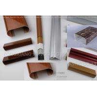 Quality Waterproof PVC Extrusion Profiles With Printing Surface Treatment Customized for sale