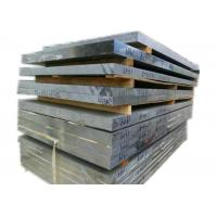 China Thick Aluminium Alloy Sheet , Aluminum Plate Stock 2024 T6 For Decoration on sale