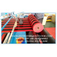 Double - Color PVC Floor Mat Extruding Machine / Production Line