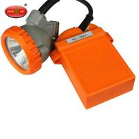 China Portable RD500 1W-3W Coal Miner Mining Cap Lights Used  For Sale on sale