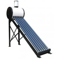 China 50liter non pressure solar water heater on sale