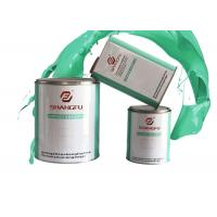 Quality Bright Light Waterproof Outdoor Paint , Green Iron Spray Metal Primer Paint for sale
