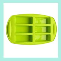 China square silicone baking cup molds ,round silicone cupcake making on sale