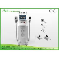 Quality 12 inch touch color screen safety cryotherapy cryolipolysis slimming fat freezing laser cool machine for sale