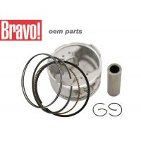 Quality Biz 100 Motorcycle Piston Kits / Set Motorbike Engine Parts C100 Biz / Dream for sale