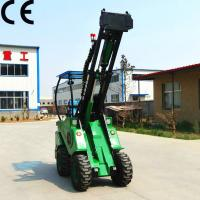 Quality TAIAN DY620 Agricultural equipment mini loader backhoe with CE for sale