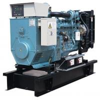 Quality 60hz 3 phase water cooled Cummins genset 6BTAA5.9-G2 standby power120kw/150kva with Brushless, Self-excited generator for sale
