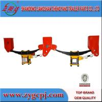 China semi trailer light duty suspension for sale on sale