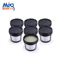 Quality Matte Effect UV Silk Screen Ink , Transparency Screen Printing Ink For Paper for sale