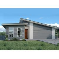 Quality Australia Style Prefab House Kits , Modern Prefab House With WPC As Exterior Wall Cladding for sale
