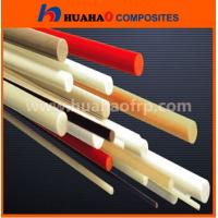 China Fiberglass Rod,High Strength Flexible Durable Pultruded Professional Manufacturer Fiberglass Rod on sale
