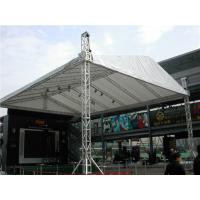Quality Recycling Aluminum Stage Roof Truss Spigot Display Lift Tower Suit Easy Install 12m - 30m for sale