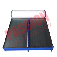 Buy cheap Vertical Type Thermal Solar Water Heater For Pool Black Chrome Coating product