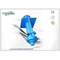 Quality A05 High Chrome Alloy Vertical Sump Pump Open Pit 15Kw 900mm Shaft for sale