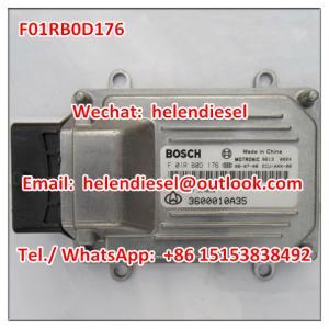 Genuine BOSCH Engine Control Unit  F01RB0D176 , F 01R B0D 176 , 3600010A35 , Bosch Original and Brand New