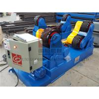 Quality Self Aligning type Pipe Welding Rotator With 20T Capacity for Boiler Automatic Welding for sale
