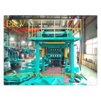 Quality 0-3000mm/min Upcast Continuous Casting Machine for Copper Rod for sale