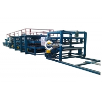 China Construction Partition Wall Board Eps Sandwich Panel Machine on sale