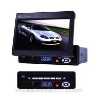 Buy cheap 9.5 inch portable dvd player with fm tuner support SD/MMC card reader product