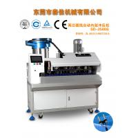 Buy Plug Inserts Wire Crimping Machine H03VV-F 2 Core Round Cable at wholesale prices