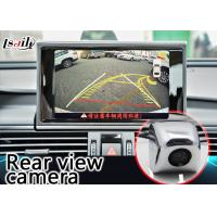 HD Backup Camera Reversing Camera Interface for AUDI A6 support  Moving Parking Guideline , Mirrorlink Optional