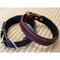 Quality Leather Dog Collar/Dog Collars/PET Collar for sale