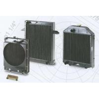 Quality Automotive Finned Tube Heat Exchanger , Vacuum Brazed Intercooler for sale