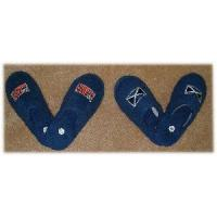 Quality Cotton Slipper With Embroidery for sale