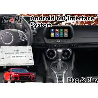 Buy cheap Chevrolet Camaro Android 6.0 Navigation Box for 2016-2018 year Mylink System from wholesalers