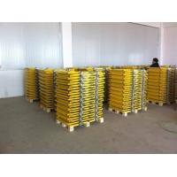 Scaffold Ladder Access Gates , Steel Safety Gates For Ladders Self Closing