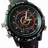 Quality Waterproof HD Watch Camera, Audio Recording with 5MP CMOS for sale