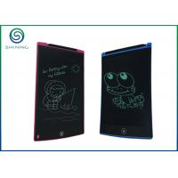 Quality 8.5'' / 12'' Electronic LCD Writing Tablet With Stylus Holder / LCD Drawing Tablet for sale