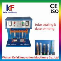 Buy cheap toothpaste tube sealing machine product