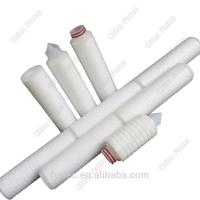 Quality Food Grade PP Sediment Filter Cartridge Polypropylene PP Pleated Filter Cartridge for sale