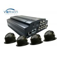 Buy cheap RS232 GPRS analysis camera passenger counter Vehicle MDVR with GPS Tracking, 3G / 4G from wholesalers