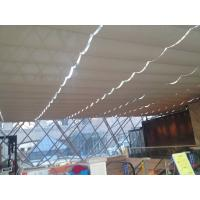 Quality Acchitectural Retractable Shade Awning Customized Size With Various Color for sale