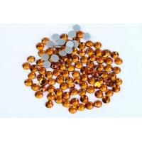 Quality Multi Colors Loose Hotfix Rhinestones For Home Decoration And Garment for sale