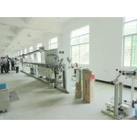 China L/D of Screw 25:1 PTFE / FEP / PFA Teflon Extruder Wire Extrusion Machine with 15HP Unit on sale