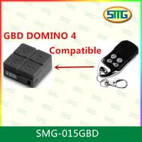 Buy cheap SMG-015GBD GBD Domino Gate Garage Door Key Fob GIBIDI Remote Transmitter from wholesalers