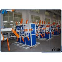 Buy cheap Automatic Plastic Pipe Winding Machine / Tube Coiler Machine Double Disc product