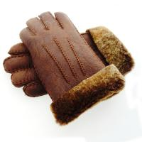 China Good Quality Sheepskin Leather Work Gloves on sale