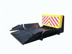 Quality Iron Forcibly Intercept Vehicle Security Barriers Shock Absorption for sale