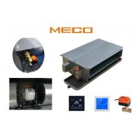 China Energy Saving Horizontal Fan Coil Unit 500CFM Stable Operation Easy Installation on sale