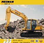 Quality Brand new SDLG 15ton excavator , mini crawler excavator LG6150E adopting VOLVO technology  for sale for sale