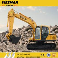 Quality Brand new SDLG 15ton excavator , mini crawler excavator LG6150E adopting VOLVO technology  for sale for sale