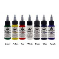 30ml Liquid Permanent Tattoo Ink , Multiple Colors Natural Tattoo Ink