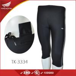China Mens Sports Wear Capri Pants on sale